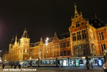 Centraal Station (Stationsplein, Amsterdam)