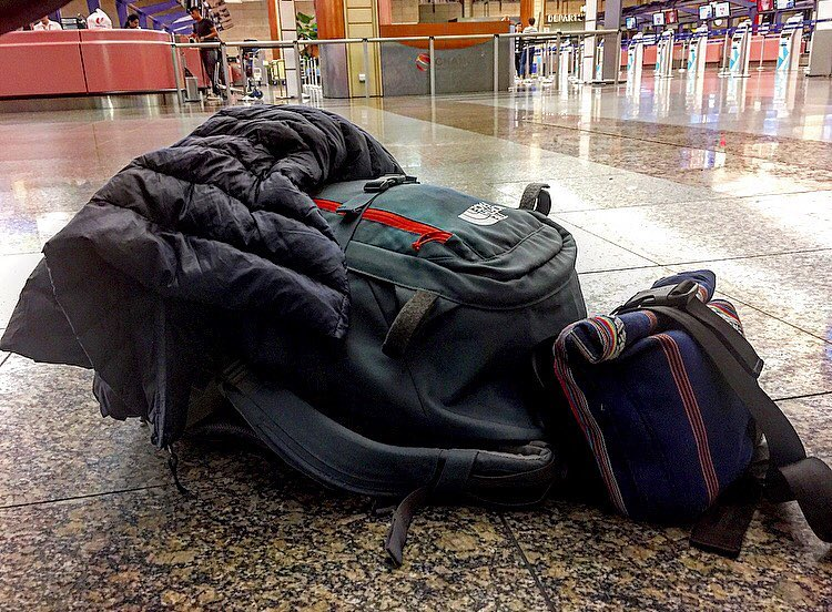 14 days in Europe with my Backpack