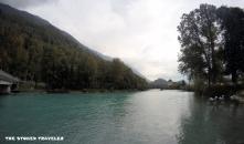 Interlaken River.