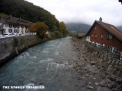 Wilderswil river