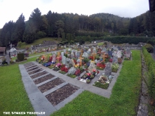 Graveyard, saw this in Wilderswil