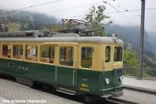 train to jungfrau