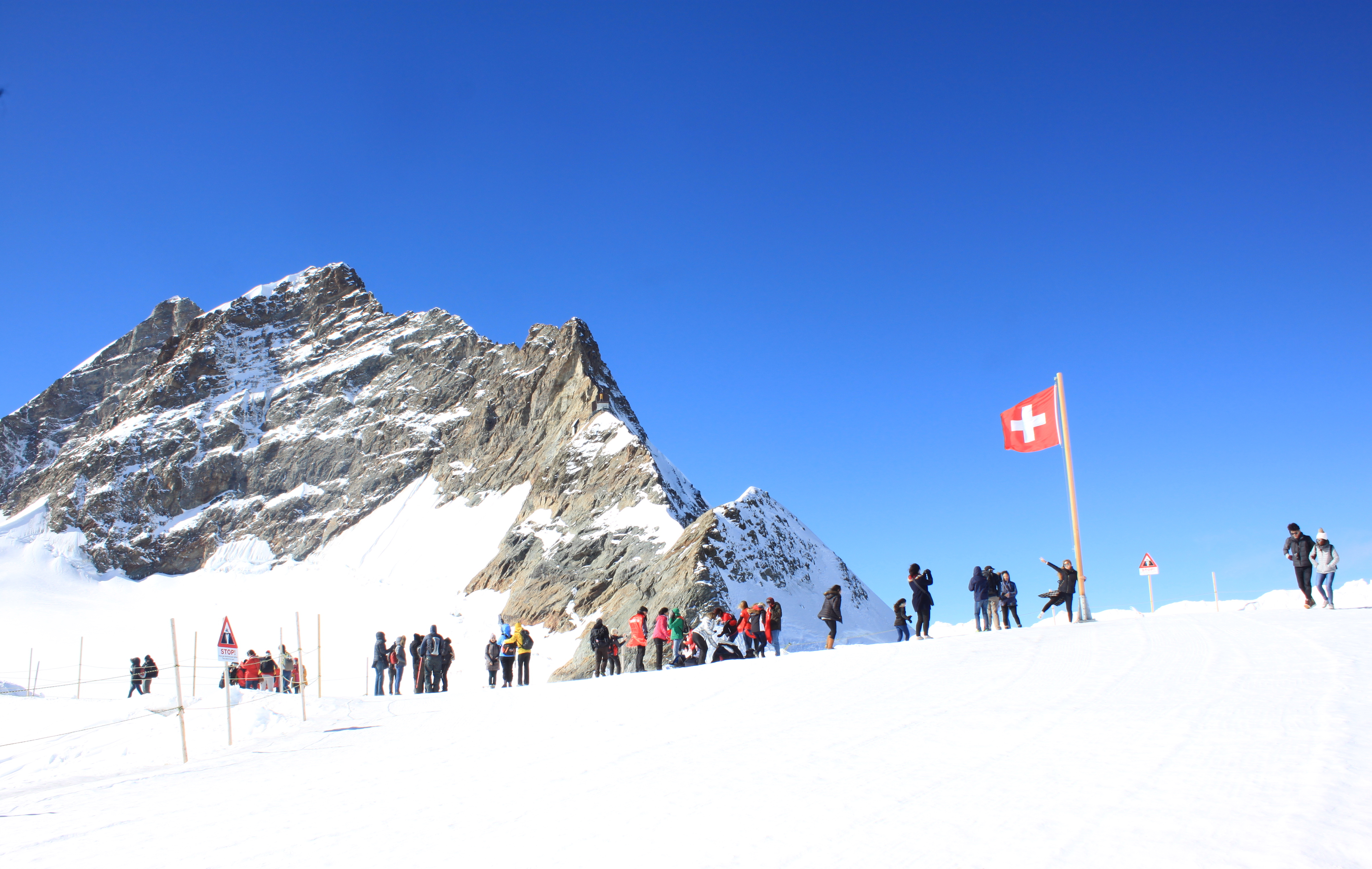 Switzerland, Interlaken to Jungfraujoch The Top of Europe on a Budget Trip
